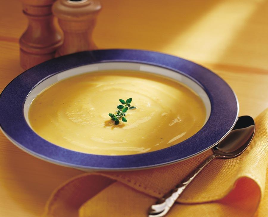 Apple and Squash Soup