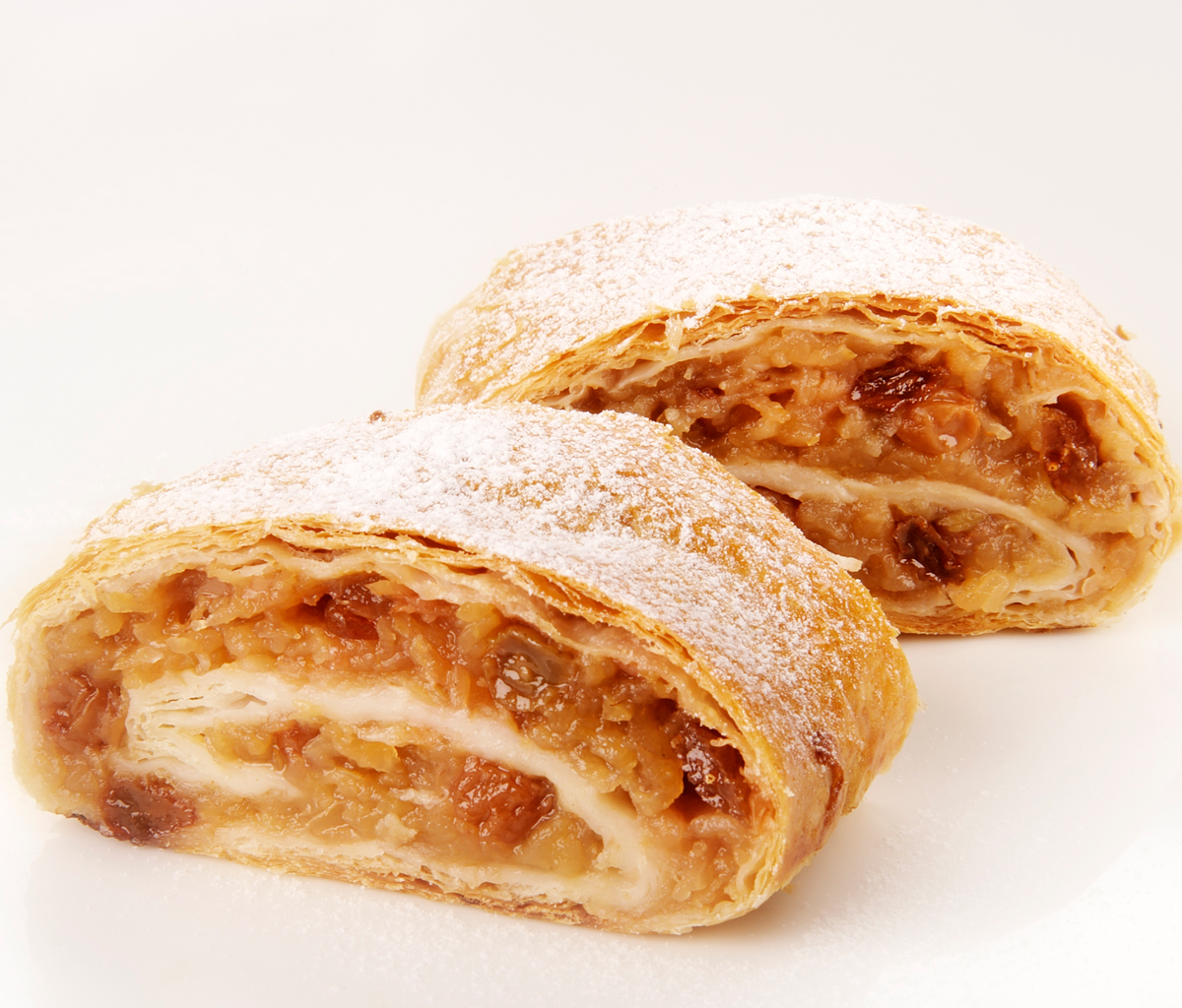 Harvest Apple Crunch Turnover